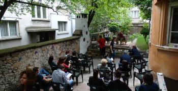 Къщата на арх. Димов - новата сцена на Държавна опера-Стара Загора