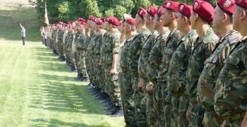 Втора Тунджанска бригада празнува своите 20 години.