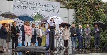 """""""Августиада"""" отново събра почитателите на вино и кулинарни изкушения в Стара Загора"""