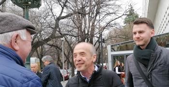 Доц. Атанас Мангъров се срещна с жители на Стара Загора