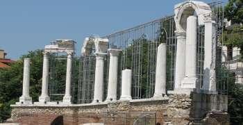 """Античен форум """"Августа Траяна"""""""