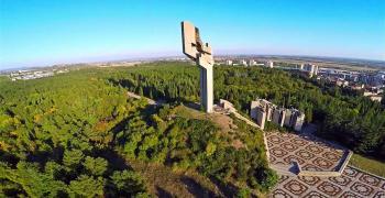 """Мемориалният комплекс """"Бранителите на Стара Загора"""""""