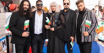 Евровизия 2018: Син килим, моден екстраваганс и много емоции