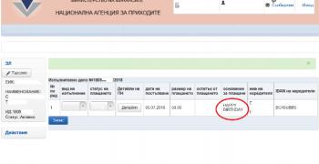Близо 320 мил. лв. от  просрочени задължения са постъпили по сметката на НАП Пловдив