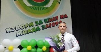 Никола Чакалов е в листата на  ВМРО-БНД за кандидат за общински съветник в Стара Загора