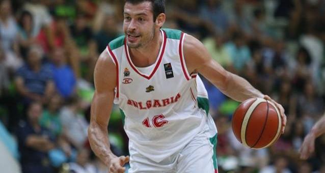 Александър Янев, баскетболист: В Берое всички имат желание за работа