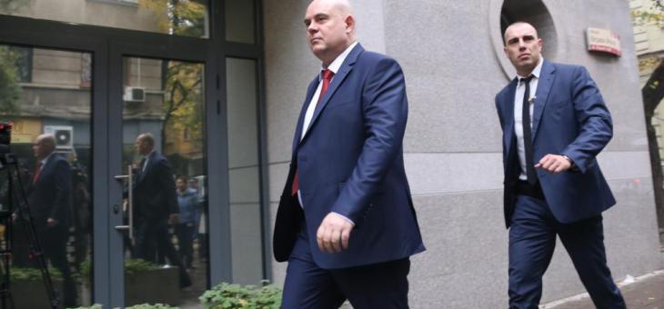 Преизбраха Иван Гешев за главен прокурор