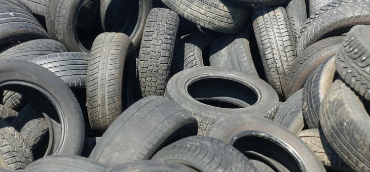 Санкции при нерегламентирано изхвърляне на гуми
