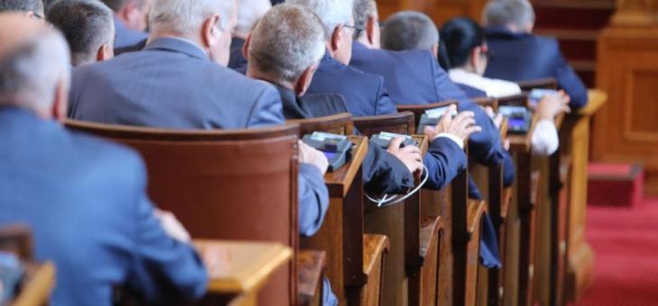 Доброволната казарма мина на първо четене в парламента