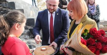 Стара Загора и област Арагацотн, Армения с меморандум за сътрудничество