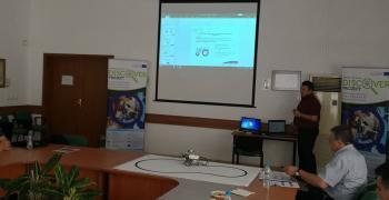 """ПГЕ """"Джон Атанасов"""" Стара Загора участва в проект за популяризиране на науката в професионалното образование"""