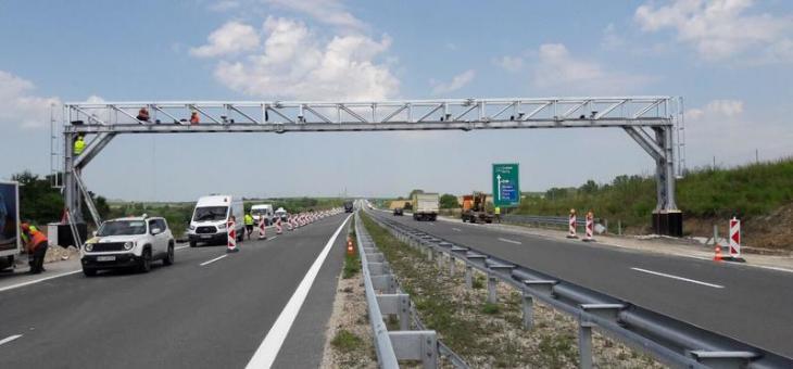 Камионите над 3,5 тона ще плащат тол такси за 6050 км пътища