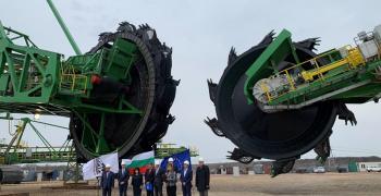 """""""Мини Марица-изток"""" ЕАД модернизира производството на въглища"""