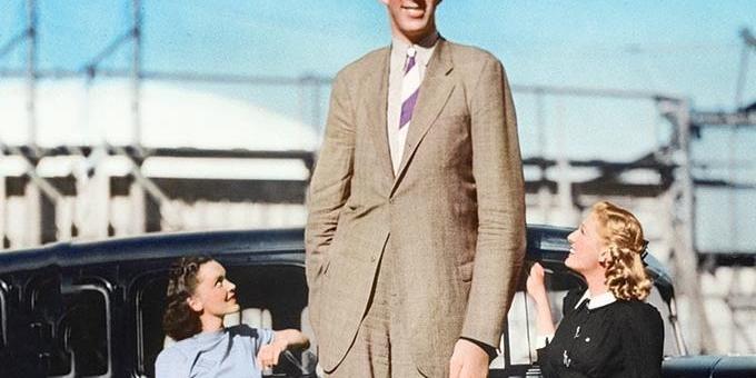 Кой е бил и остава най-високият човек живял някога | ВИДЕО