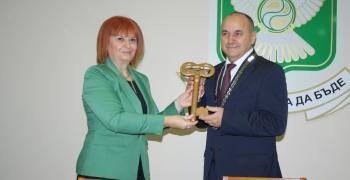 Николай Тонев положи клетва като кмет на Гълъбово за пети път