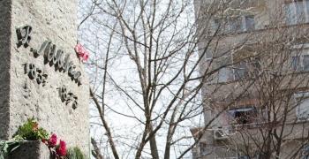 В Стара Загора  отбелязваме 182 години от рождението на Левски