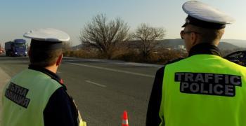 Засилен пътен контрол на територията на цялата страна
