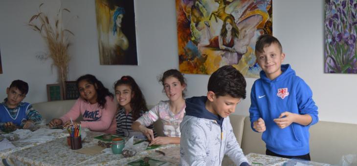 Обучения по традиционни български занаяти в Мъглиж