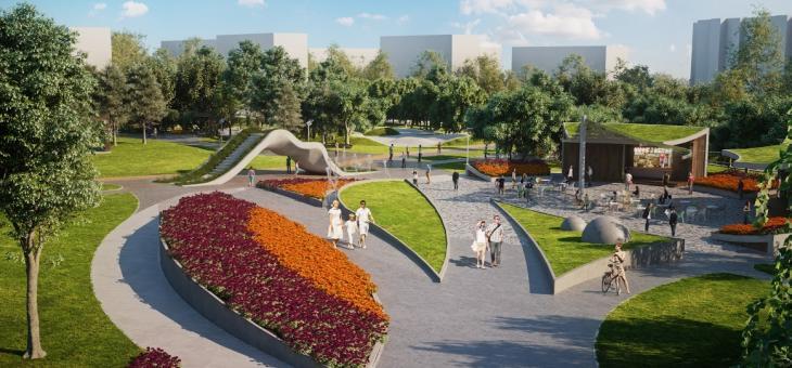 Държавата отпусна пари за разширение на новия парк (СНИМКИ)
