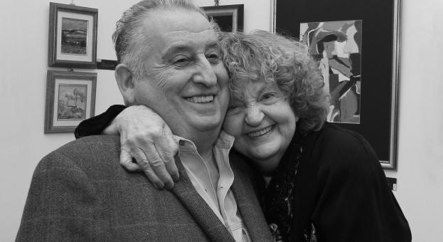 Почина Светослав Светославов-Славето - съпругът на Татяна Лолова