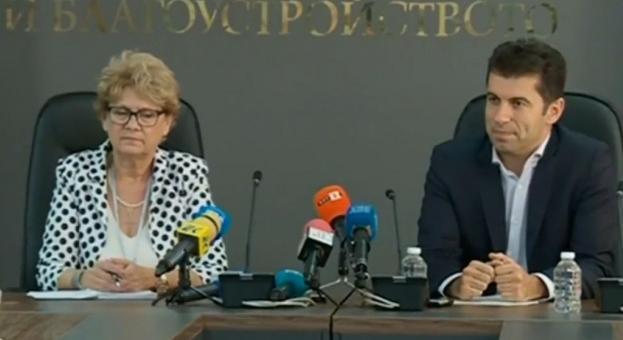 """Комитова и Петков: """"Автомагистрали"""" и ДКК са служили като """"шапки"""""""