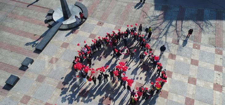 Кампания за любовта в Стара Загора