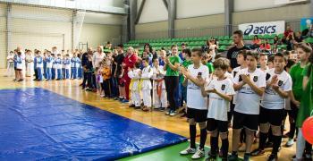 Детски игри Старозагорски олимпийски надежди в края на октомври