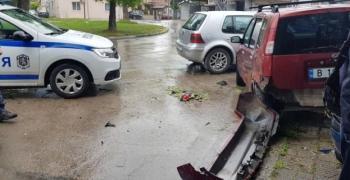 Шофьорът от Варна се оказа пиян и надрусан