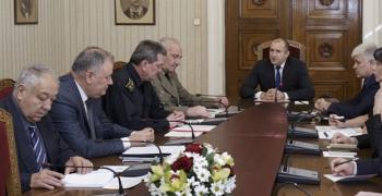 Румен Радев: България се нуждае от национален център за наблюдение и реакция при природни бедствия и кризи