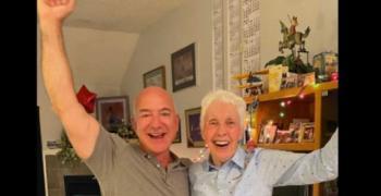 82-годишна американка ще лети в космоса
