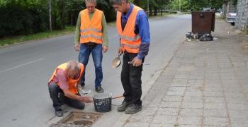 В община Казанлък е създадена организация за обявения жълт код