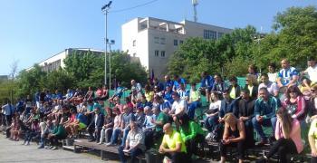 Над 300 души участваха в четвъртите Работнически игри