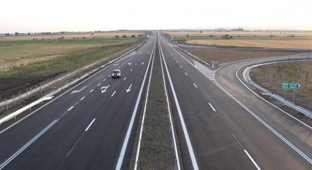 "Катастрофа между 3 автомобила на магистрала ""Тракия"""