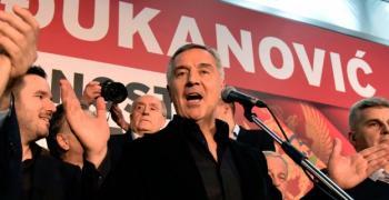 Мило Джуканович печели изборите в Черна гора
