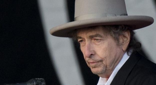 Писма на Боб Дилън продадени за половин милион долара