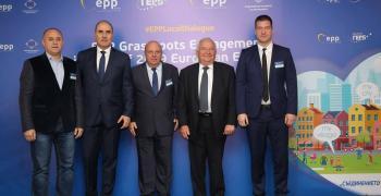 Жозеф Дол: Социалистите завиждат, защото Бойко Борисов е най-успешният шеф в Европа