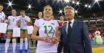 Мария Каракашева MVP на Златната европейска лига