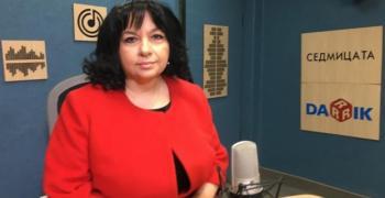 Теменужка Петкова: Енергийните мощности на страната работят в нормален режим