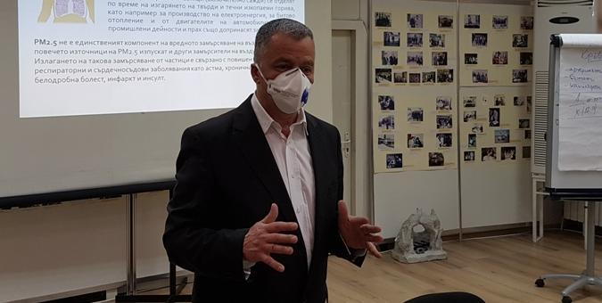Над 15 000 българи умират годишно  заради замърсяването на въздуха