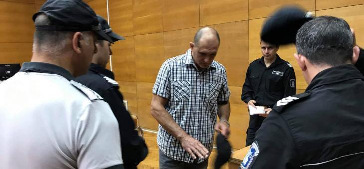 Съдът отново отказа предсрочно освобождаване на Сапунджиев