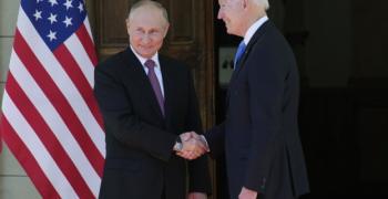 Путин и Байдън в Женева - по протокол