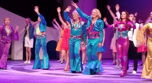 """Мюзикълът """"Мамма миа"""" на Софийската опера се игра пред 20 000 зрители"""