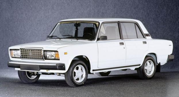 """""""Лада"""" 7-ица е най-разпространеният автомобил в Русия"""