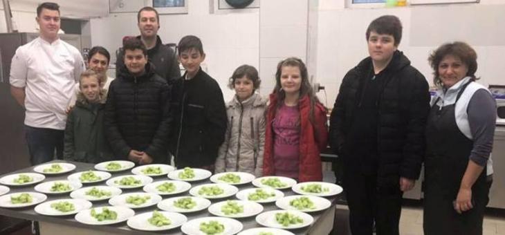 Рекорден брой ученици посетиха старозагорските предприятия