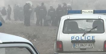 Акция в Хан Аспарухово срещу незаконния добив на дървесина (ОБНОВЕНА)
