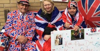 Фенове окупираха болницата, в която Кейт Мидълтън трябва да роди