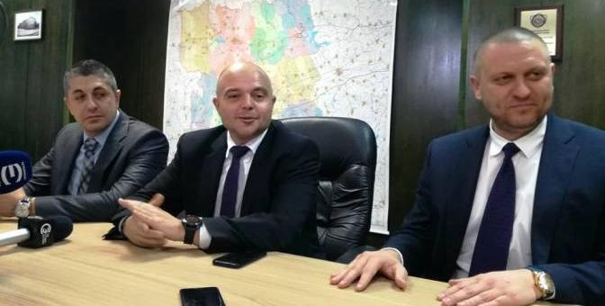 Старозагорската полиция с нов шеф