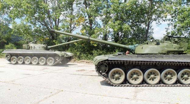До края на годината започва модернизацията на 40 танка Т-72