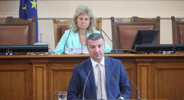 Драгомир Стойнев: Целта на предложените промени в НК е да се засили защитата на живота и здравето на българите
