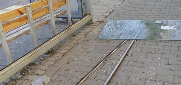 Вятърът нанесе щети в Стара Загора